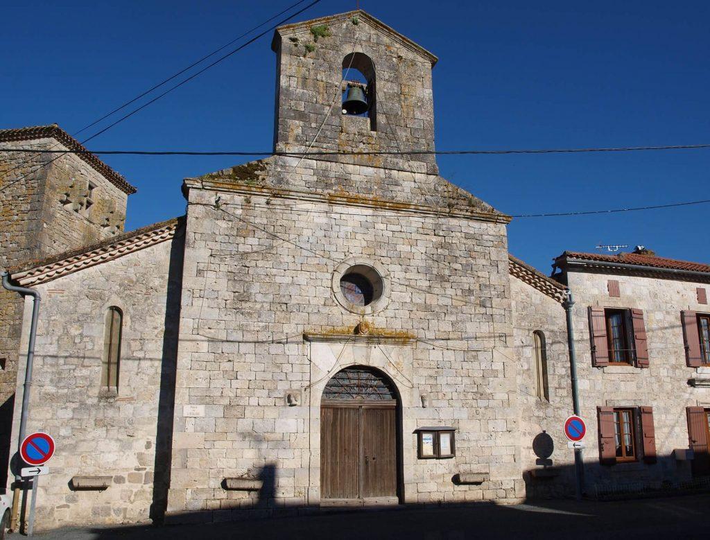 Eglise Saint Vincent de Laugnac